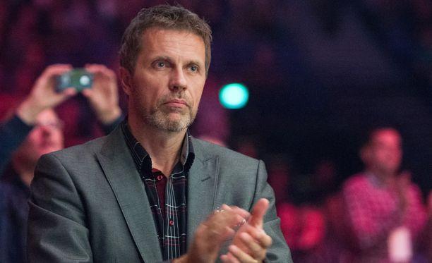 Jari Sarasvuo toimi yhtiön toimitusjohtajana vuosina 2008-2010.