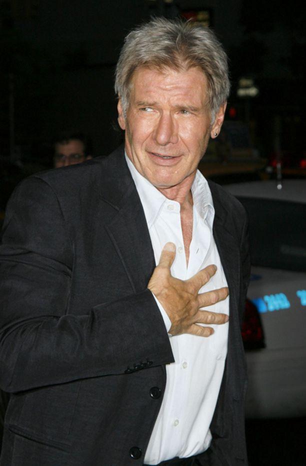 Harrison Ford sai äänestyksessä yli miljoona ääntä.