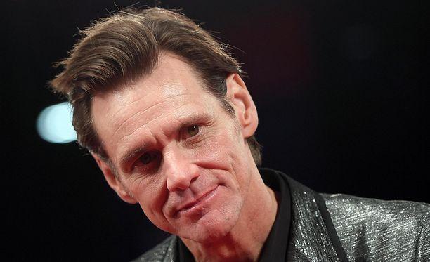 Näyttelijä Jim Carrey kritisoi hanakasti Donald Trumpia.