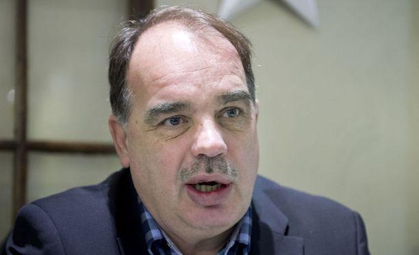 Tapparan toimitusjohtaja Mikki Leinonen häärii aktiivisesti pelaajamarkkinoilla.