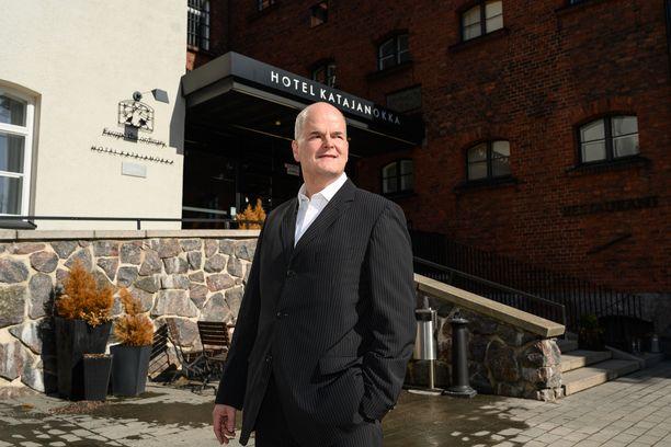 Primehotelsin toimitusjohtaja Tomi Peitsalo uskoo, että uniikkeihin elämyshotelleihin satsaaminen kannattaa.