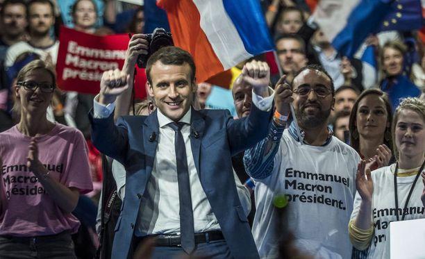 Ranskan tuore presidentti Emmanuel Macron teki hallitusnimityksillään muutoksen todeksi.