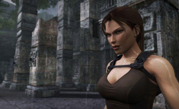 Tomb Raider: Underworld 2008
