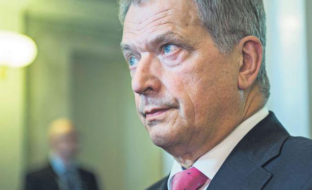 Niinistö korosti, että terrorismia vastaan on koottava laaja kansainvälinen koalitio.