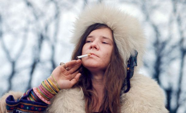 Janis Joplin oli toisenlainen nuori.