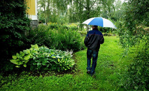 Sateet alkavat Suomessa jälleen maanantaina.