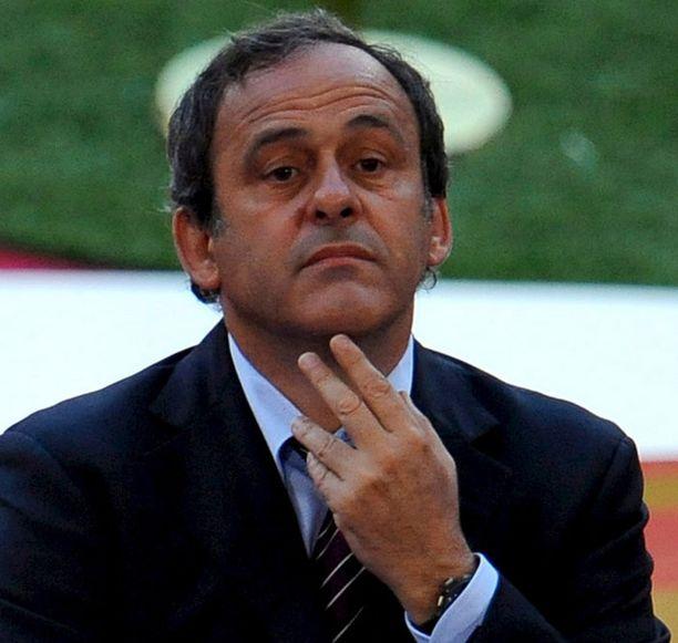 Michel Platinilta ei löydy ymmärrystä Real Madridin törsäykselle.