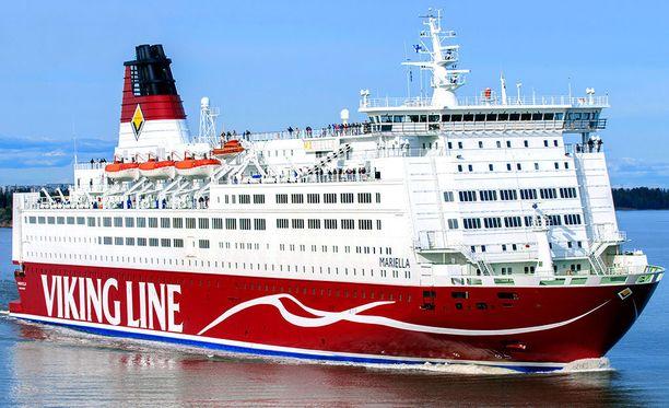 Viking Line liikennöi Suomessa, Ruotsissa ja Virossa.