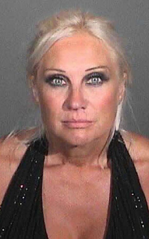 Poliisin ottama pidätyskuva Linda Bolleasta.