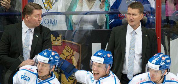 Leijoniin ei todennäköisesti tule enää enempää NHL-miehiä.