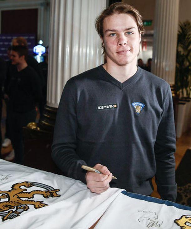 Miro Heiskanen on välillä hinannut yksin HIFK:ta reppuselässään.