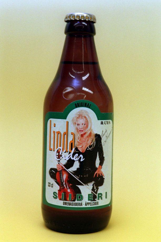 Linda-siideri oli 1990-luvulla hittituote.