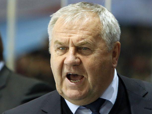 Vladimir Krikunov palaa Moskovan Dynamon peräsimeen 68-vuotiaana.