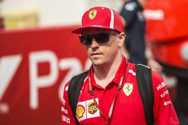 Kimi Räikkönen miehittää yhtä F1:n halutuimmista työpaikoista. 38-vuotiaan suomalaisen jatko F1:ssä on auki.