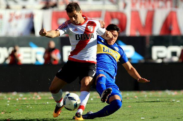 River Plate ja Boca Juniors kohtaavat Copa Libertadoresin finaalissa, joka järjestetään viimeistä kertaa kaksiosaisena.
