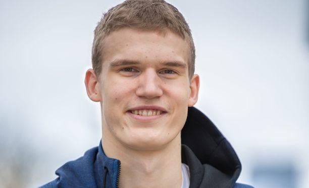 Lauri Markkanen on nyt tuore isä.