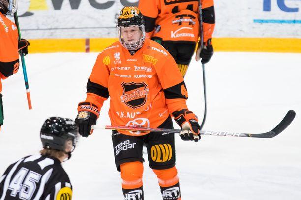 Martin Berger on taas matkalla jäähypörssin voittoon.