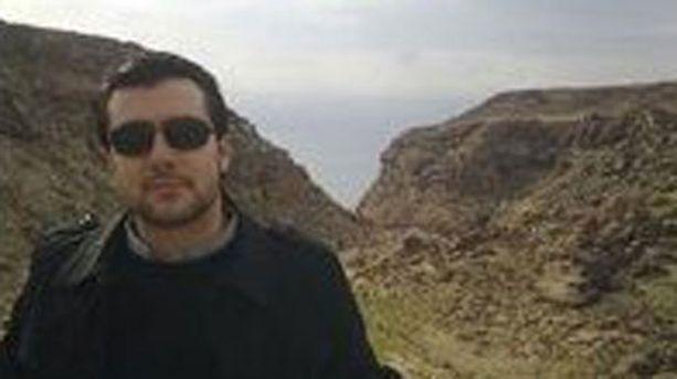 Taimour Abdulwahab sai koulutusta Irakissa.