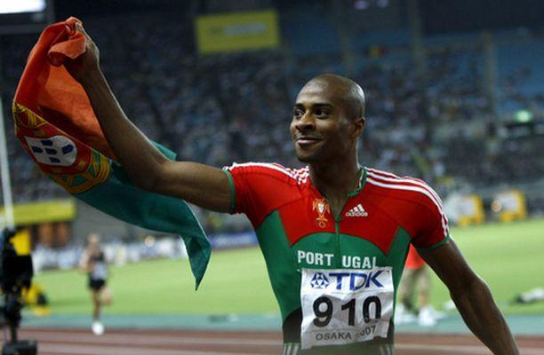 Nelson Evora on kautta aikojen ensimmäinen portugalilainen mies, joka voitti MM-kultaa yleisurheilussa.
