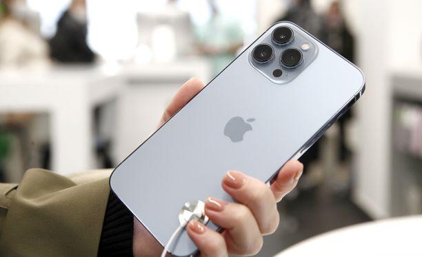 Apple painii tuotanto-ongelmien kanssa.
