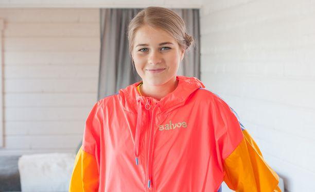Liikunnanohjaajaksi Vierumäellä opiskeleva Alisa Vainio harjoitteli alkuvuodesta Etelä-Afrikassa.