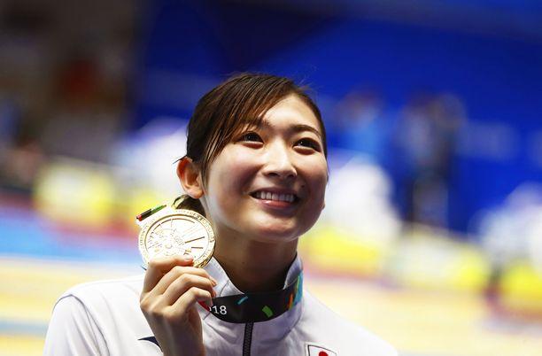 Rikako Ikeen olympiaunelma on syöpädiagnoosin takia vaarassa.