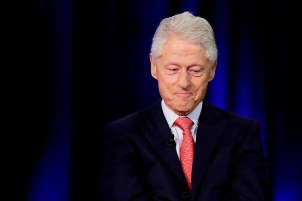 Bill Clinton lähti puolustamaan Hillary Clintonia julkisesti Trumpia vastaan.