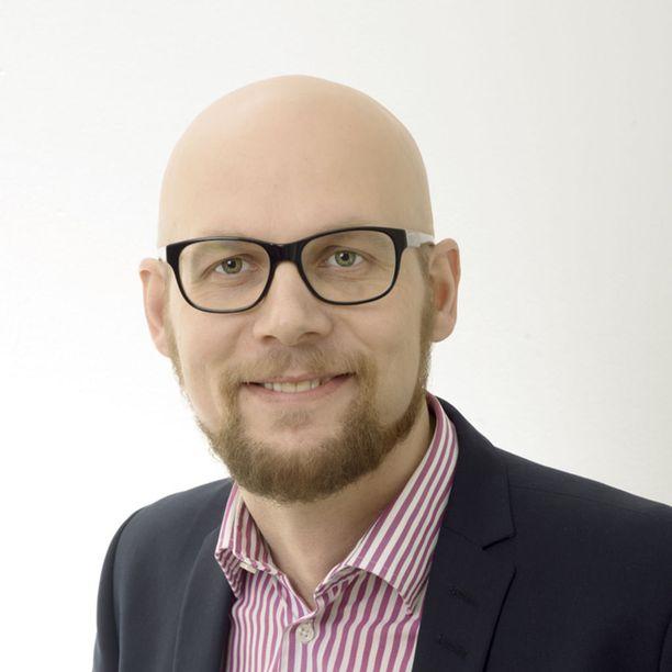 SOK:n vähittäiskaupan suunnittelujohtaja Mika Lyytikäinen.