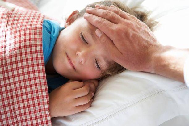 Kemikaaliyliherkkyys aiheuttaa Villelle rajuja oireita: päänsärkyä, huimausta ja huonoa oloa. Kuvituskuva.