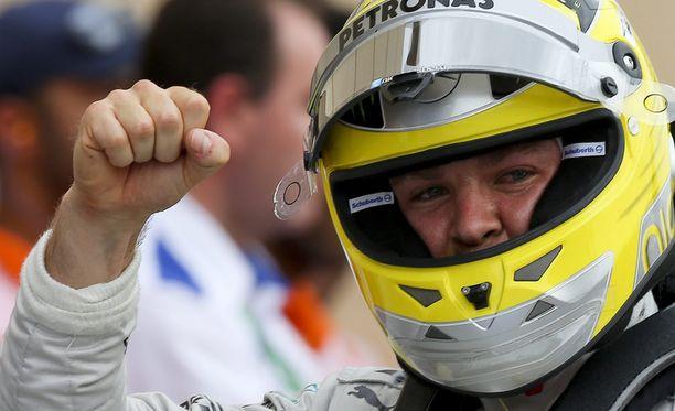 Nico Rosberg on epävarma Mercedeksen vauhdista sunnuntain kilpailussa.