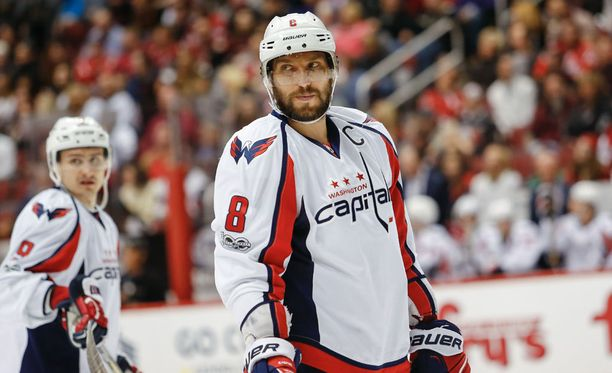 Aleksandr Ovetshkinia ei kiinnosta NHL:n olympiakanta.