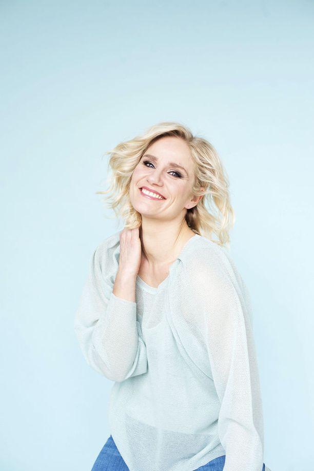 Laura Malmivaara keväällä 2017.
