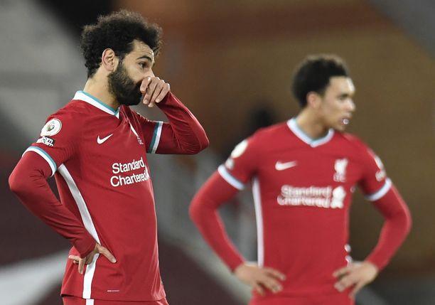 Liverpoolin kone yskii.