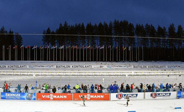 Kontiolahden MM-kisat polkaistaan käyntiin tänä iltana.