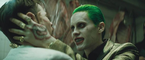 Jared Leto tekee loistavaa työtä roolissaan legendaarisena Jokerina.
