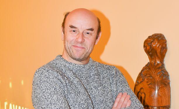 Risto Kaskilahti näytellyt useissa tv-sarjoissa ja elokuvissa.