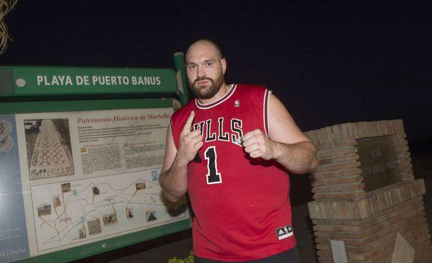 Tyson Fury aikoo palata ensi vuonna kehään.