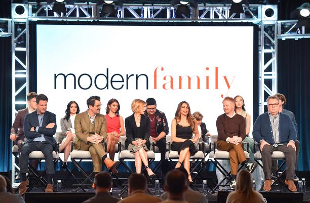 Moderni perhe -sarjan tähdet ovat tulleet koko maailmalle tutuksi.