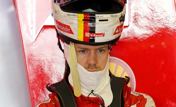 Sebastian Vettel ei halunnut paljastaa tietojaan Michael Schumacherista.