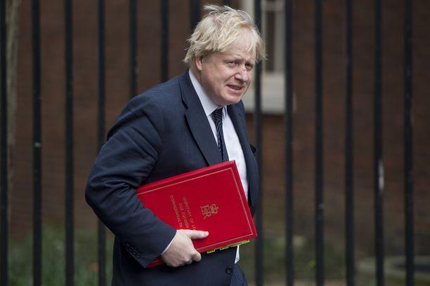 Heinäkuussa valittu pääministeri Boris Johnson jatkaa taisteluaan rikollisuutta vastaan, nyt vankiloiden sisällä.