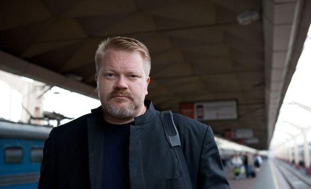 Johan Bäckman on ollut esillä esimerkiksi venäläis-suomalaisissa lapsikiistoissa.
