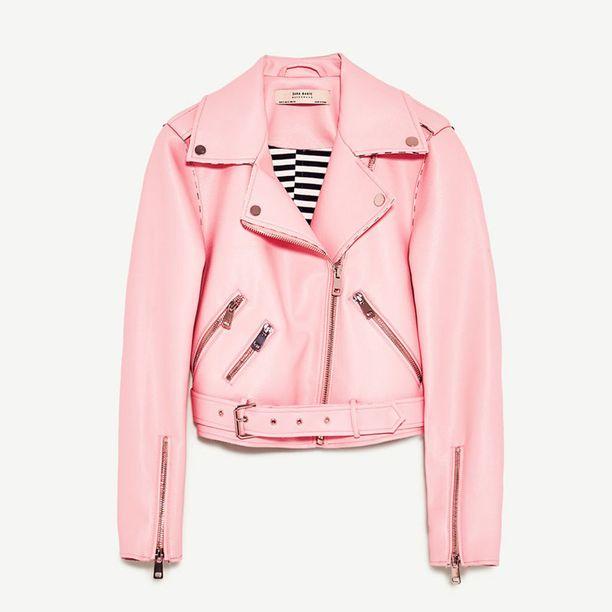 Hankkisitko pinkin bikerin  Zaran takista ennustetaan hittiä 99c9c46128