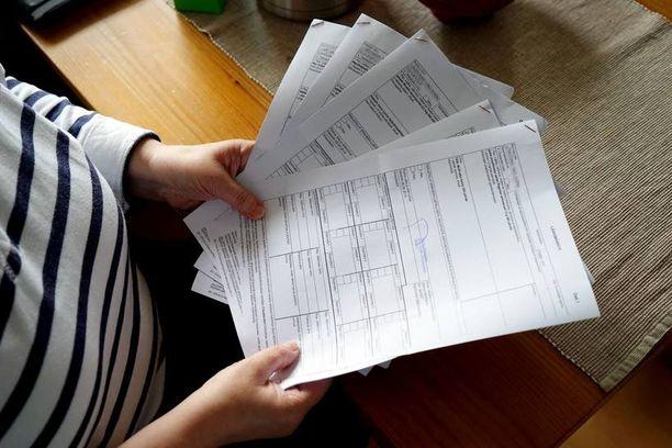 Tällä hetkellä Timo Liimatainen käyttää pelkästään paperireseptiä. Rikosepäilyn mukaan hänen e-reseptistään tuli petoksen väline.