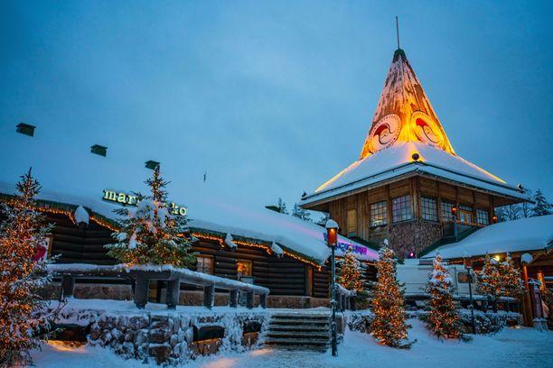 Suomen Rovaniemi on Lonely Planetin mukaan talvikohteiden aatelia.
