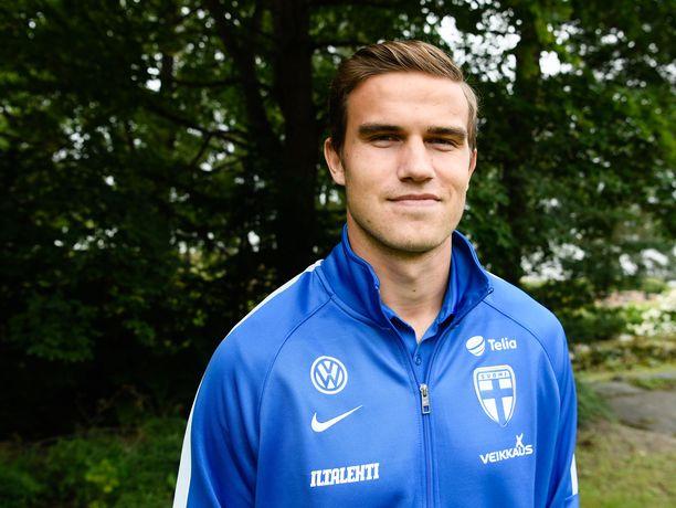 Ennen Indonesiaan siirtymistä Eero Markkanen pelasi Ruotsin pääsarjasta pudonneen Dalkurdin riveissä.