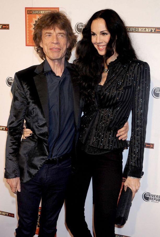 Jaggerin naisystävä löydettiin kuolleena viime viikon maanantaina.