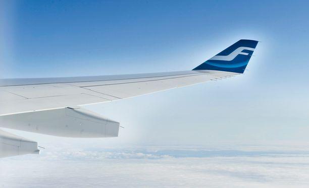 Kone, johon salama iski, oli malliltaan Airbus A330.