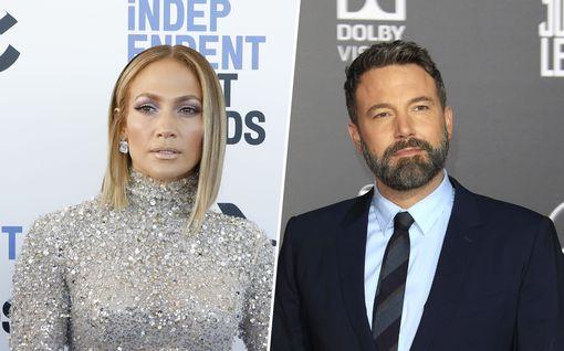 Jennifer Lopez ja Ben Affleck jälleen yhdessä – lomailivat romanttisissa tunnelmissa tähtien suosimassa luksuskohteessa