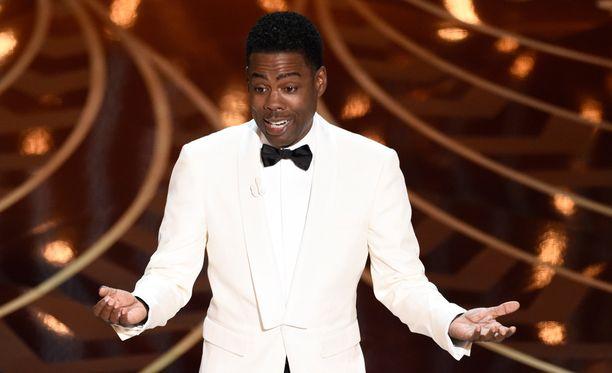 Vuoden 2016 Oscar-gaalaa isännöi Chris Rock.