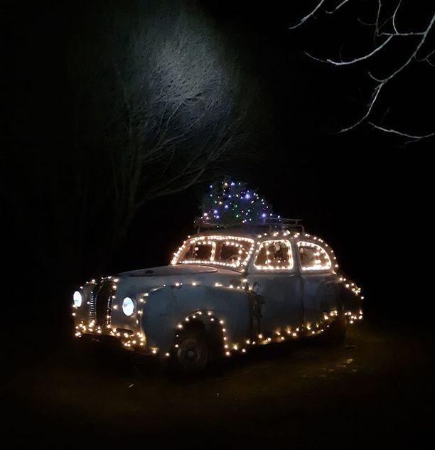 Tämä auto hurmaa, vaikka ei autoista olisi edes kiinnostunut!